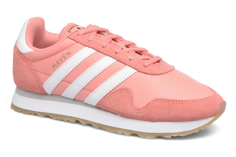 Deportivas Adidas Originals Haven W Rosa vista de detalle / par