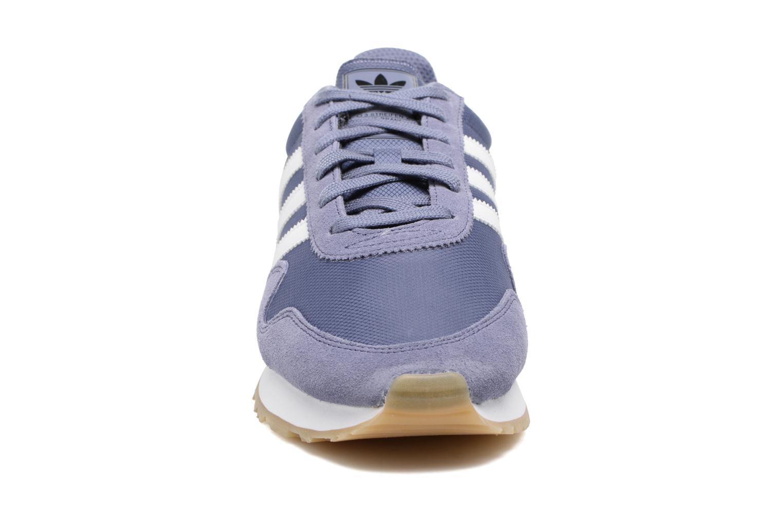 Sneaker Adidas Originals Haven W blau schuhe getragen