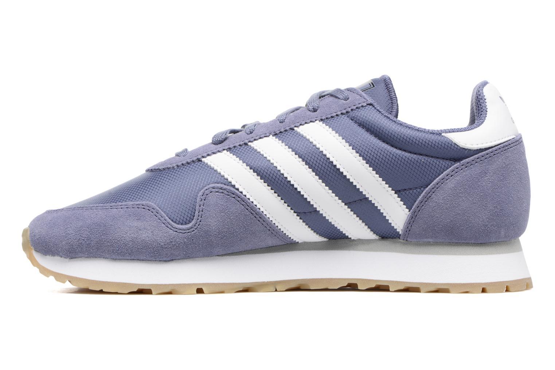 Sneaker Adidas Originals Haven W blau ansicht von vorne