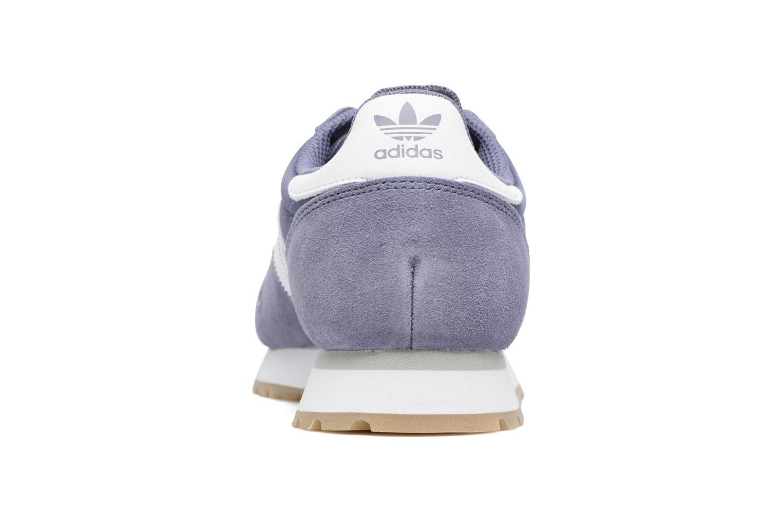 Sneaker Adidas Originals Haven W blau ansicht von rechts