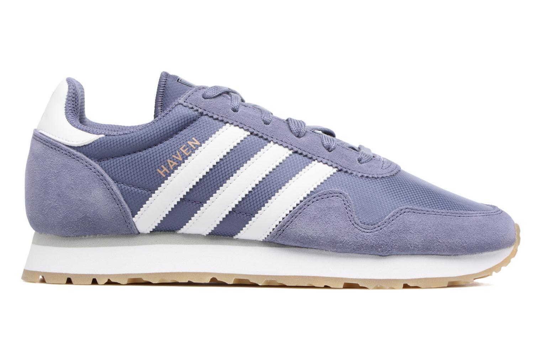 Sneaker Adidas Originals Haven W blau ansicht von hinten