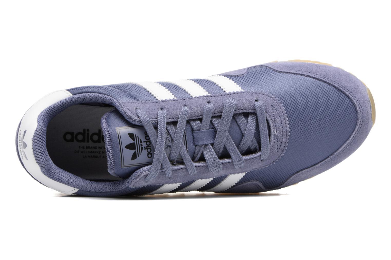 Sneaker Adidas Originals Haven W blau ansicht von links