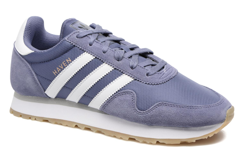 Sneaker Adidas Originals Haven W blau detaillierte ansicht/modell