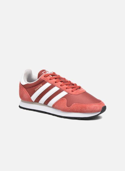 adidas Originals HAVEN red Baskets basses Dessus Tige