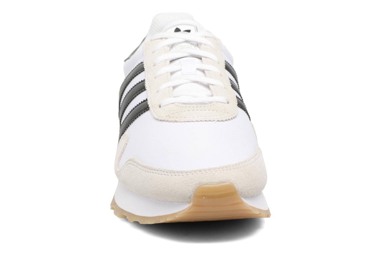 Baskets Adidas Originals Haven Gris vue portées chaussures