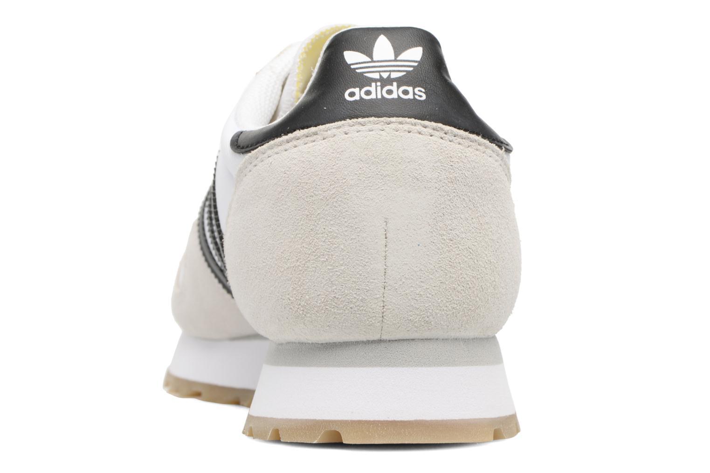 Baskets Adidas Originals Haven Gris vue droite