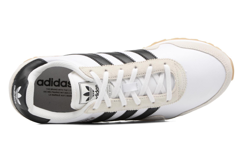 Baskets Adidas Originals Haven Gris vue gauche