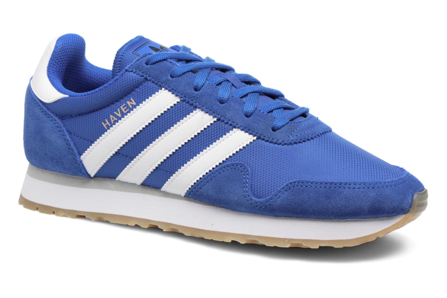 Adidas Originals Haven (Bleu) - Baskets en Más cómodo Confortable et belle