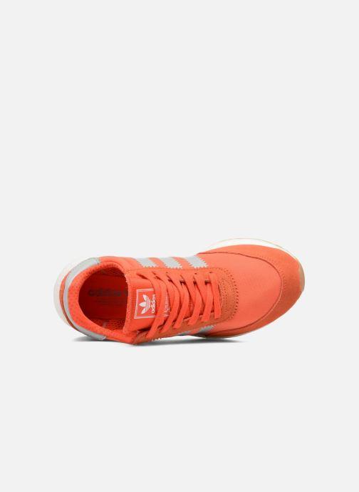 Baskets adidas originals I-5923 Wns Orange vue gauche