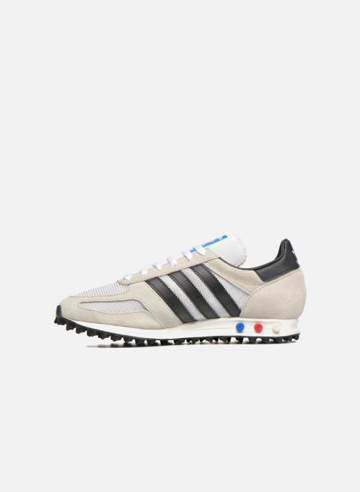 adidas originals La Trainer Og Trainers in Grey at Sarenza