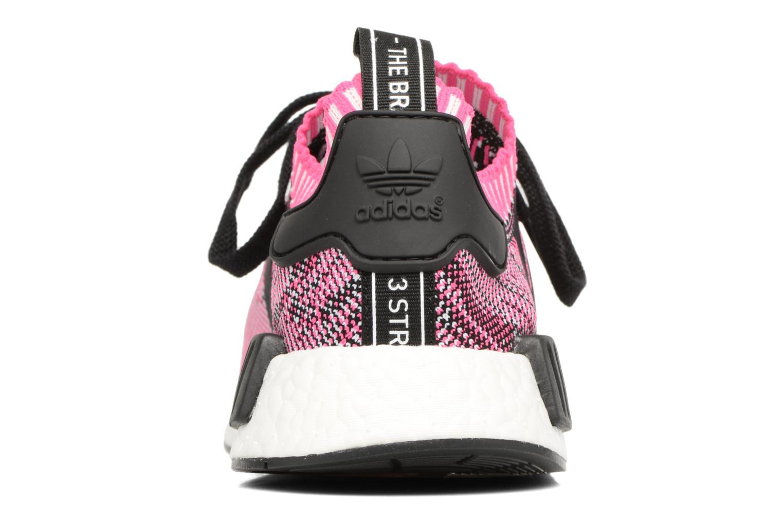 Baskets Adidas Originals Nmd_R1 Pk W Rose vue droite