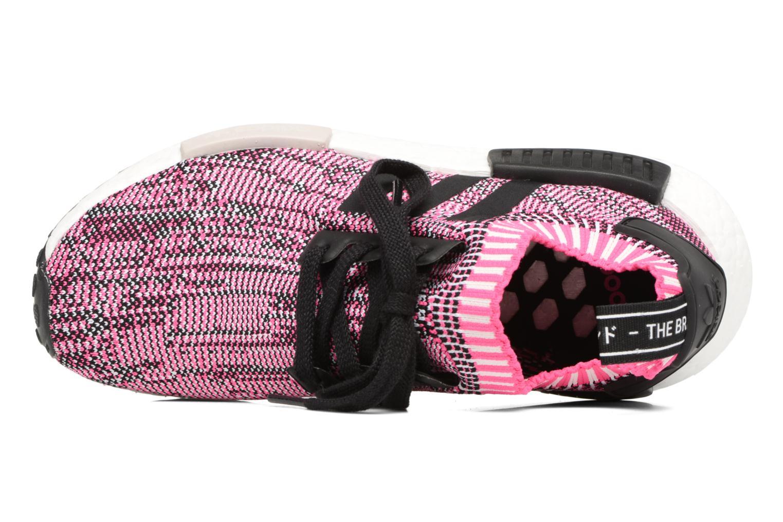 Baskets Adidas Originals Nmd_R1 Pk W Rose vue gauche