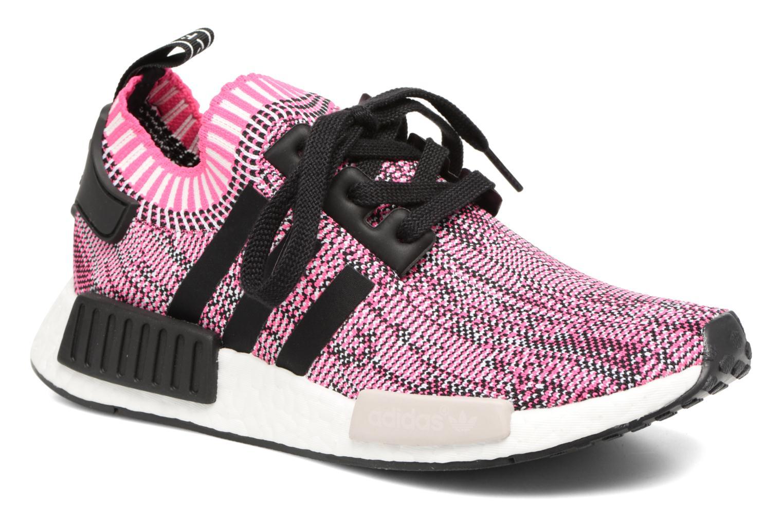 Baskets Adidas Originals Nmd_R1 Pk W Rose vue détail/paire