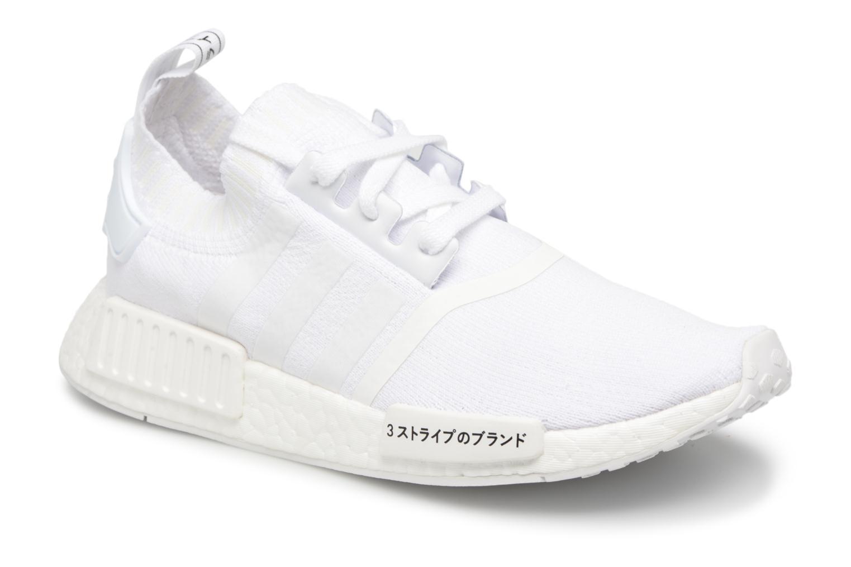 Sneaker Adidas Originals Nmd_R1 Pk W weiß detaillierte ansicht/modell