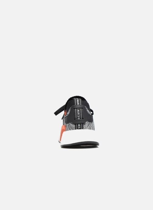 Trainers adidas originals Nmd_R2 Pk Black view from the right
