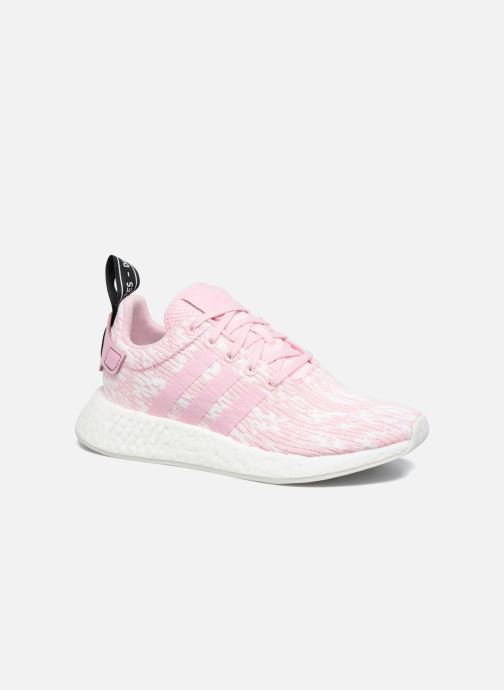 adidas originals Nmd_R2 W (Rose) Baskets chez Sarenza (307137)