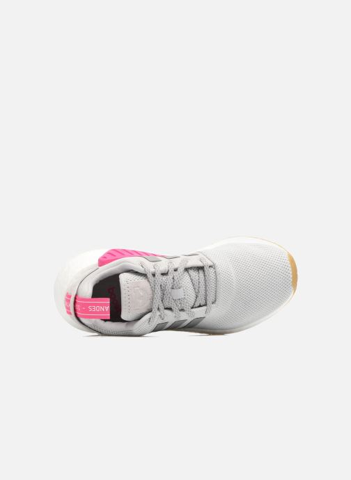 Baskets adidas originals Nmd_R2 W Gris vue gauche