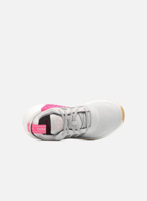 Sneaker adidas originals Nmd_R2 W grau ansicht von links