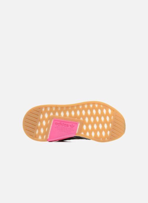 Sneakers adidas originals Nmd_R2 W Grigio immagine dall'alto
