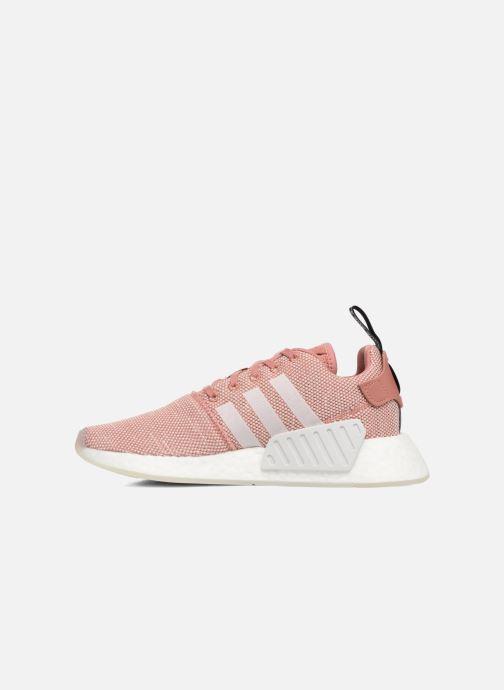 Sneaker adidas originals Nmd_R2 W rosa ansicht von vorne