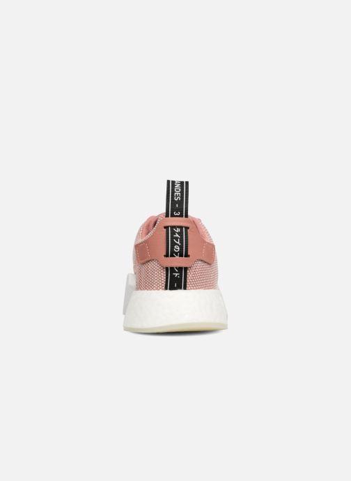 Sneaker adidas originals Nmd_R2 W rosa ansicht von rechts