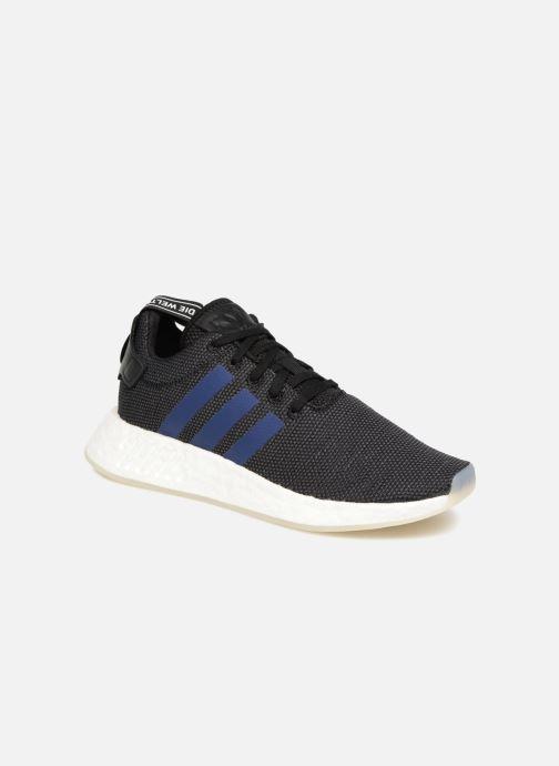 Baskets adidas originals Nmd_R2 W Noir vue détail/paire