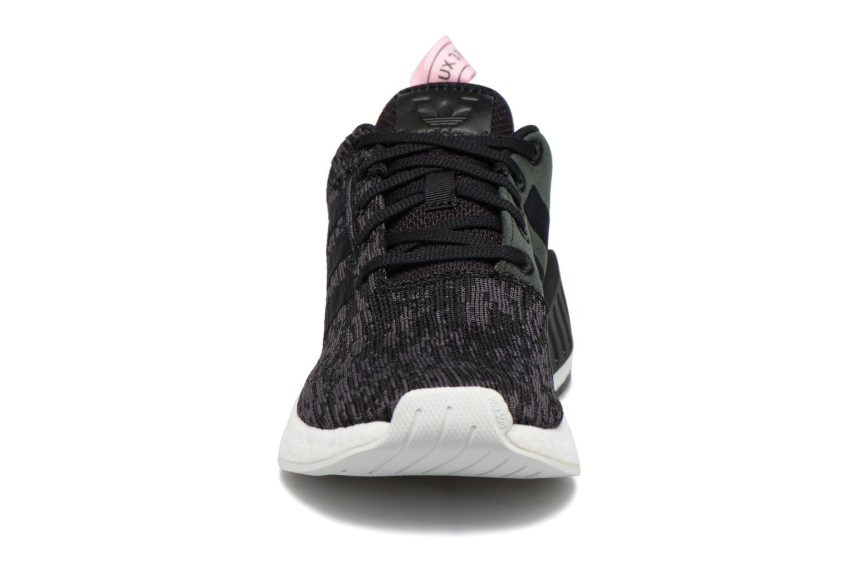 Baskets Adidas Originals Nmd_R2 W Noir vue portées chaussures