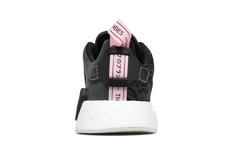 Baskets Adidas Originals Nmd_R2 W Noir vue droite