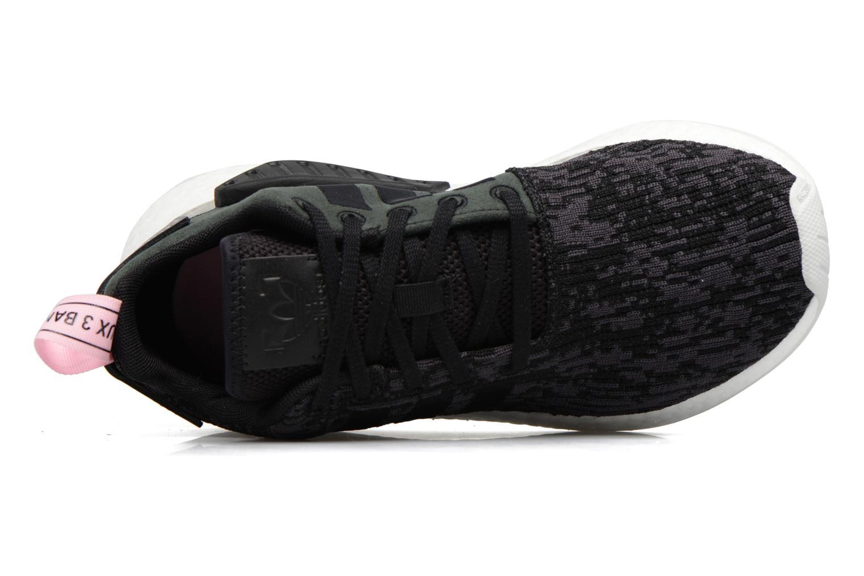 Baskets Adidas Originals Nmd_R2 W Noir vue gauche