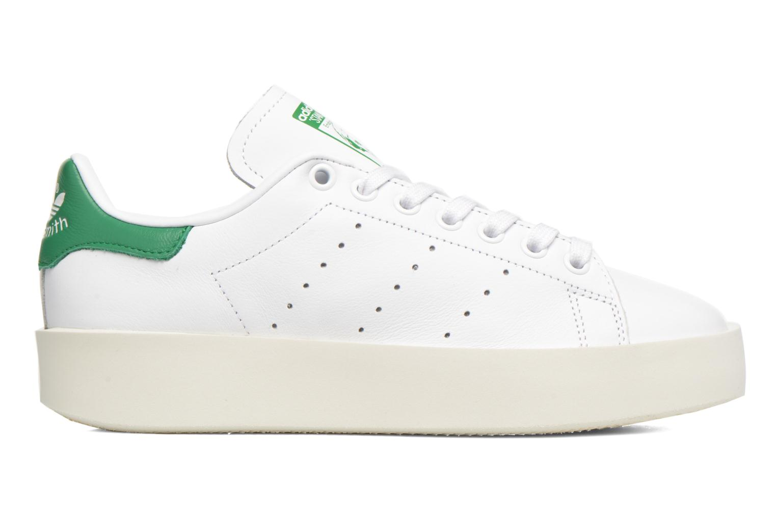 Sneakers Adidas Originals Stan Smith Bold W Wit achterkant