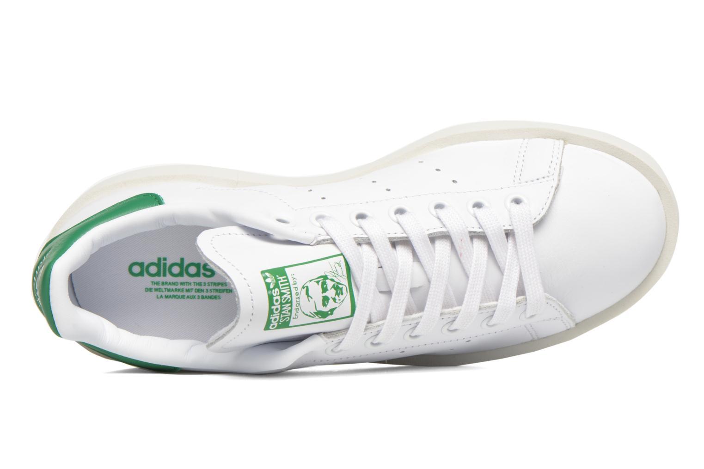 Baskets Adidas Originals Stan Smith Bold W Blanc vue gauche