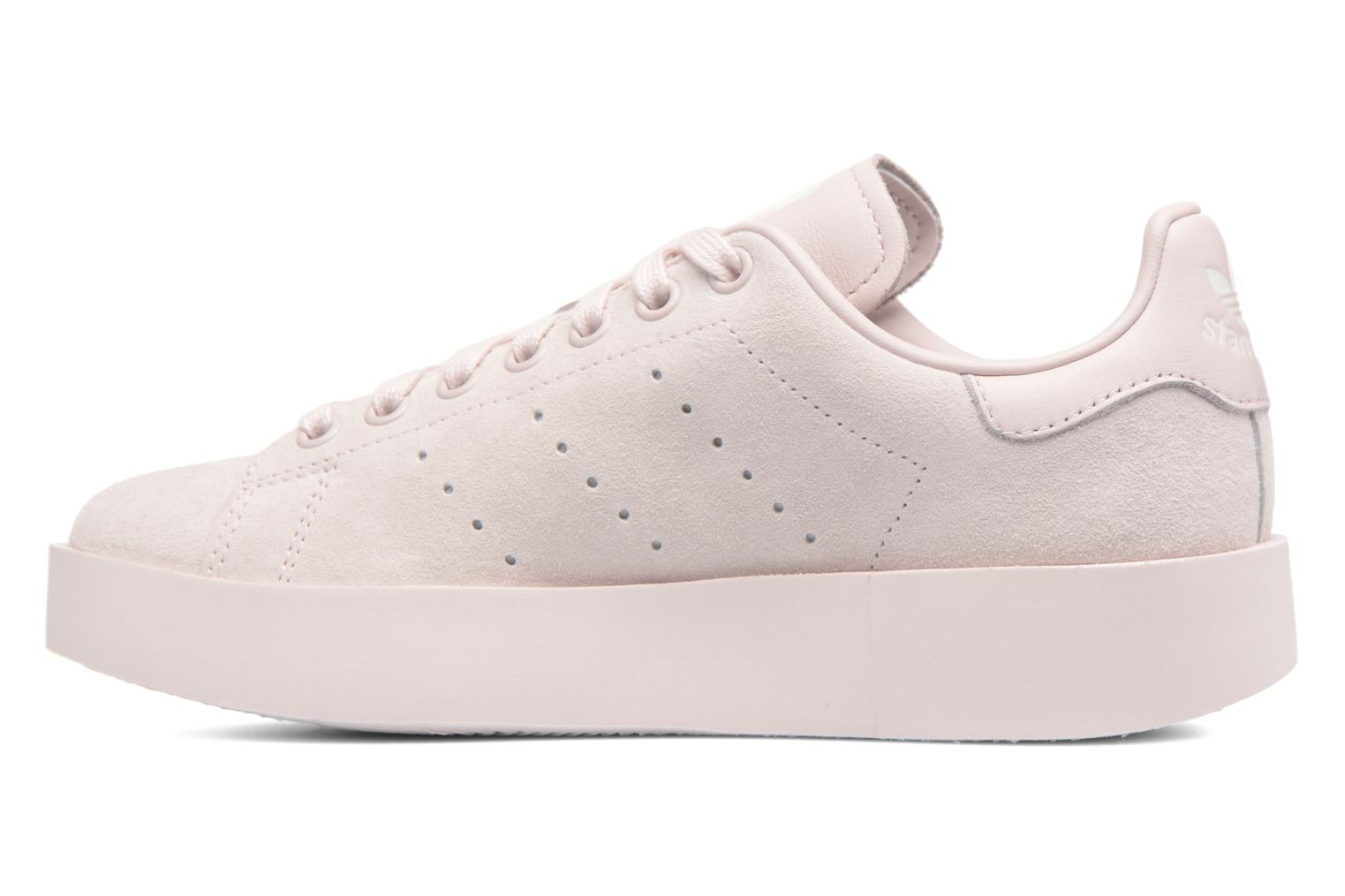 Baskets Adidas Originals Stan Smith Bold W Rose vue face