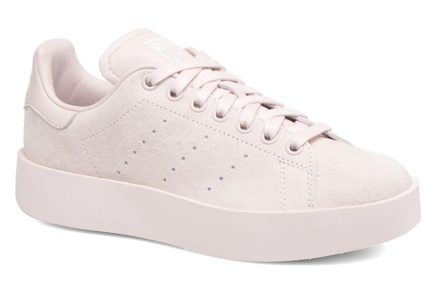 Baskets Adidas Originals Stan Smith Bold W Rose vue détail/paire
