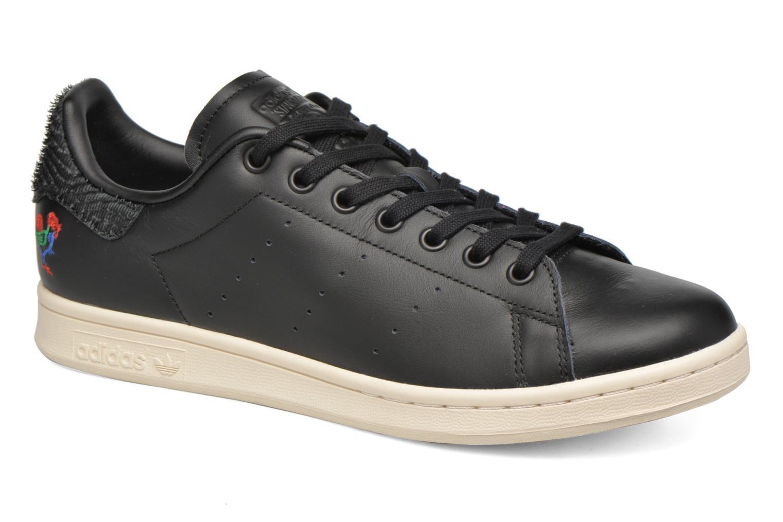 Baskets Adidas Originals Stan Smith Cny Noir vue détail/paire