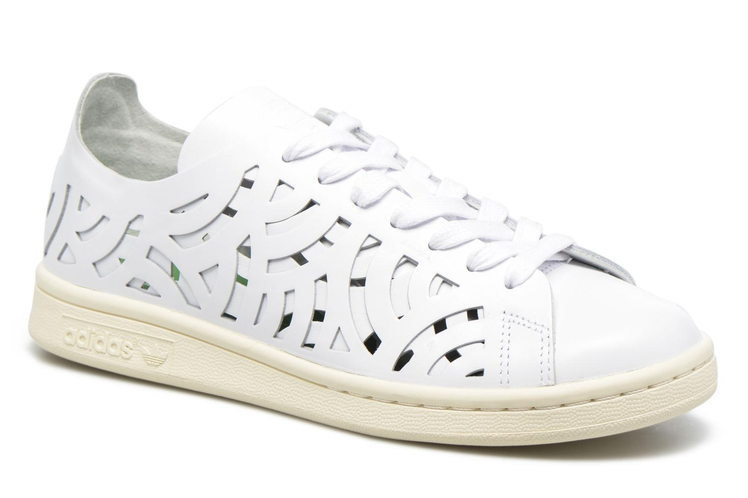 Cutout Adidas Stan Baskets blanc Sarenza W Smith Originals Chez t7A7qU