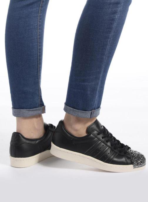 Sneakers Adidas Originals Superstar 80S 3D Mt W Bianco immagine dal basso