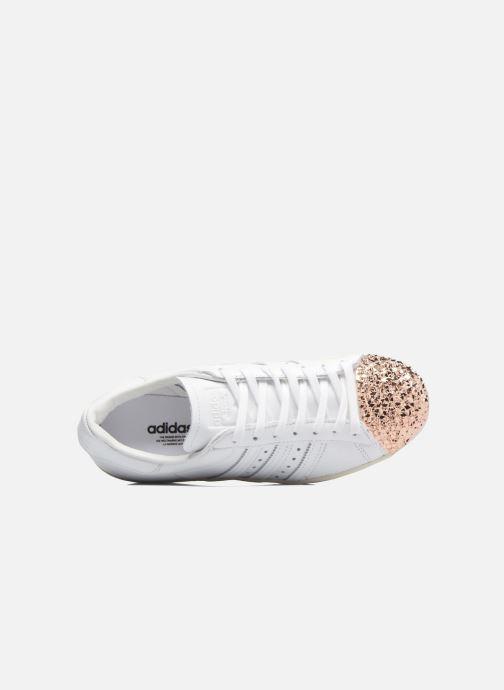 Sneakers Adidas Originals Superstar 80S 3D Mt W Bianco immagine sinistra