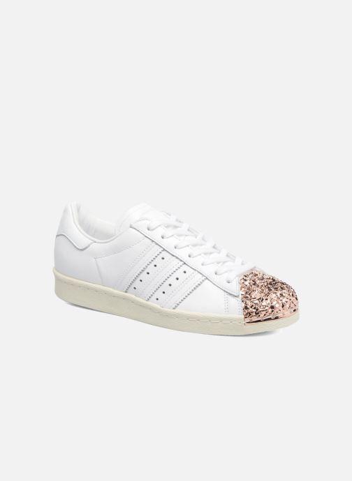 adidas originals Superstar 80S 3D Mt W (Blanc)