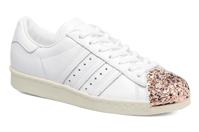 Adidas Originals Superstar 80S 3D Mt W (Blanc) - Baskets chez Sarenza (288739)