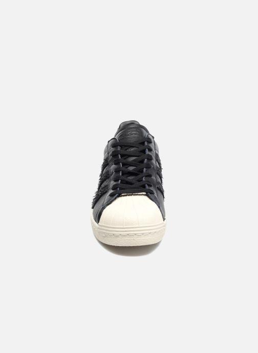 Sneaker adidas originals Superstar 80S Cny schwarz schuhe getragen