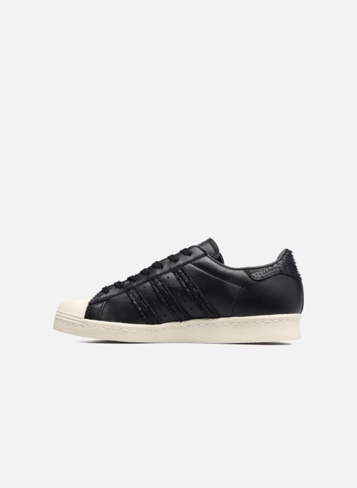 Sneakers Adidas Originals Superstar 80S Cny Nero immagine frontale