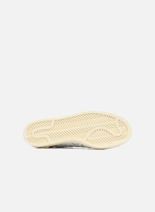 Sneaker Adidas Originals Superstar 80S Cut Out W weiß ansicht von oben b98df6ef95