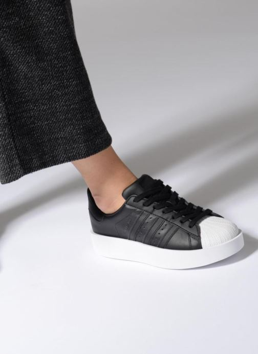 adidas originals Superstar Bold W (Noir) - Baskets chez ...