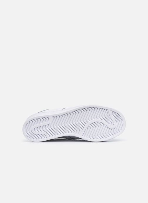 Sneaker adidas originals Superstar Bold W weiß ansicht von oben