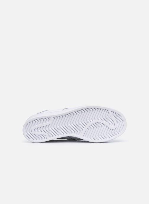 Sneakers adidas originals Superstar Bold W Bianco immagine dall'alto