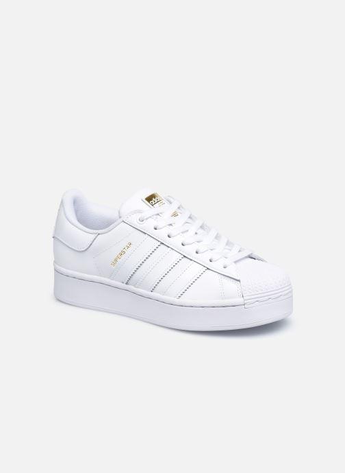Sneaker adidas originals Superstar Bold W weiß detaillierte ansicht/modell