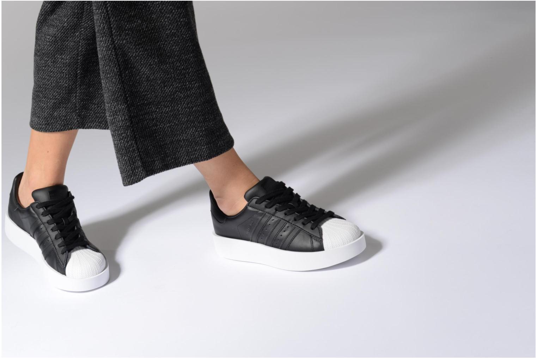 Sneakers Adidas Originals Superstar Bold W Zwart onder