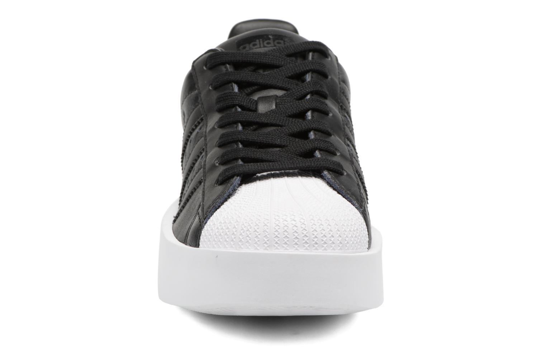 Sneakers Adidas Originals Superstar Bold W Zwart model