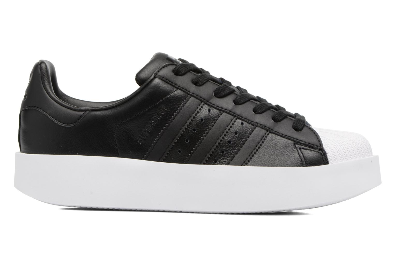 Sneakers Adidas Originals Superstar Bold W Zwart achterkant
