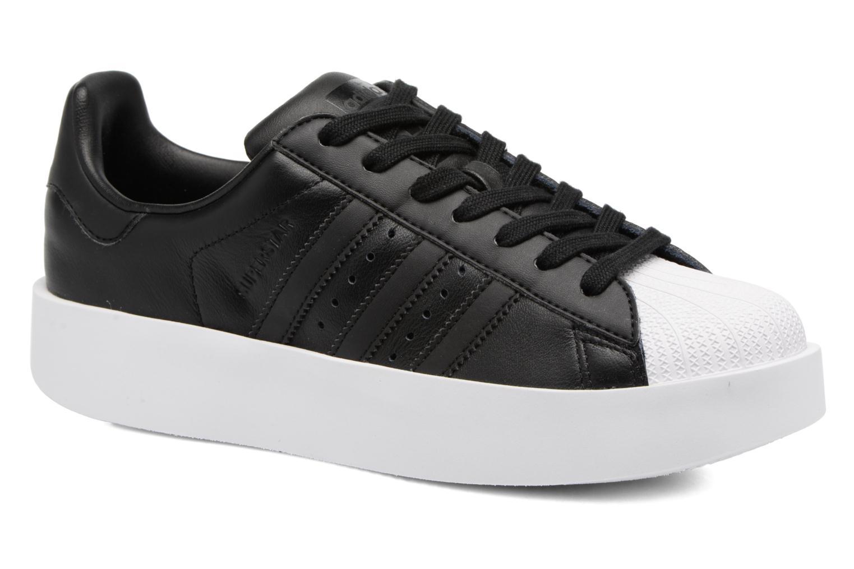 Sneakers Adidas Originals Superstar Bold W Zwart detail